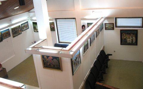 Galerija u Uzdinu