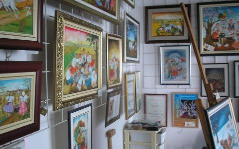 Ateljei slikara